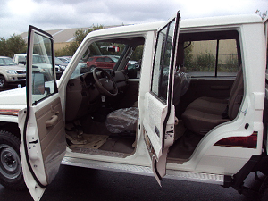 Toyota Land Cruiser PickUp Double Cabine-Toyota Land Cruiser PickUp Double Cabine Export